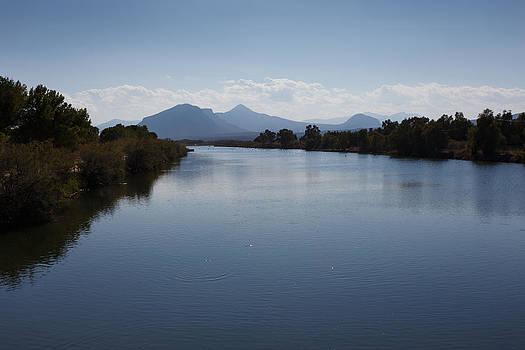 Calming waters by Paul Indigo