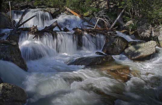 Calypso Cascades by Tom Wilbert