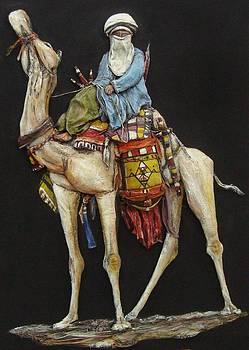 Camel by Abbas Djamat