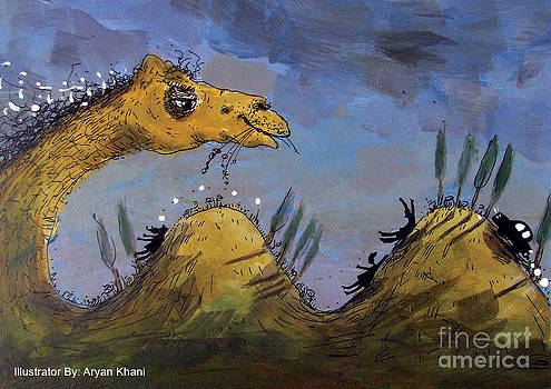 Camel by Aryan Khani