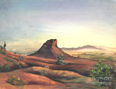 Art By Tolpo Collection - Camel Back Overlook