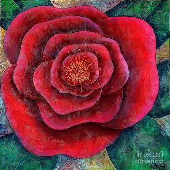 Camellia by John Cruse Knotts
