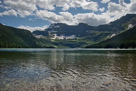 Cameron Lake by Kenneth Hadlock