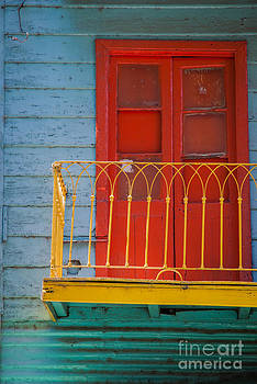 Caminito balcony by OUAP Photography