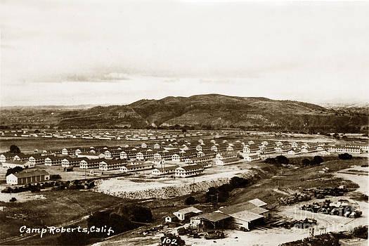 California Views Archives Mr Pat Hathaway Archives - Camp Roberts Army Base California 1942