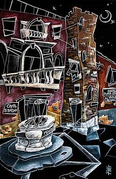 Arte Venezia - CamPo SAn BoLDo - Arte Moderna Contemporanea di Venezia
