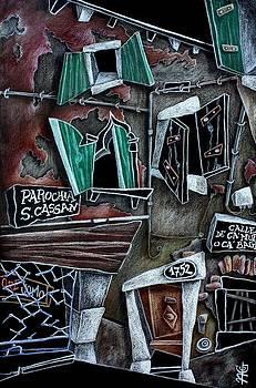 Arte Venezia - CamPo SAn CaSSiaN - Illustratori Italiani e Artisti Contemporanei