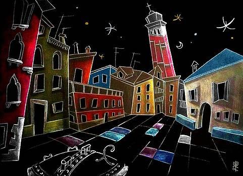 Arte Venezia - CamPo SAnt