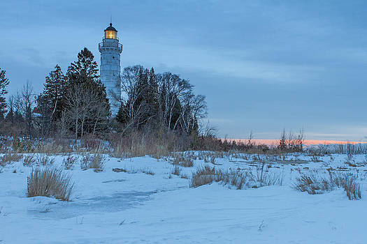 Cana Island at First Light by Kathy Weigman