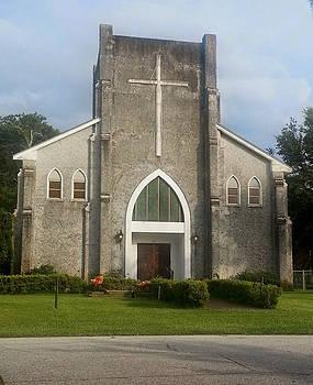 Canaan Land Worship Center by April Wietrecki Green