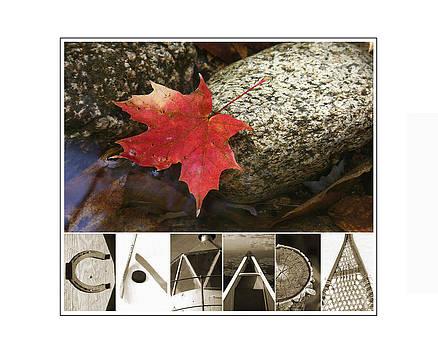 Kathy Stanczak - Canada Alphabet Art