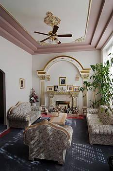Canadian Living Room by Devinder Sangha