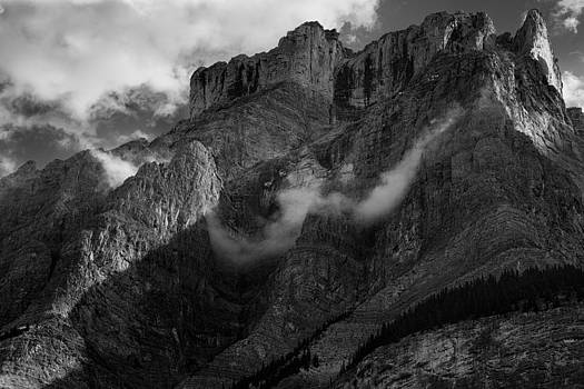 Canadian Rockies by Eugene Dailey