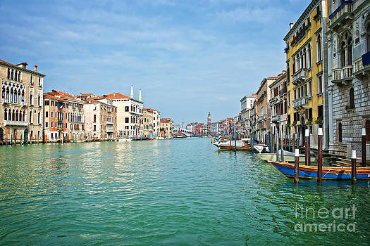 Delphimages Photo Creations - Canal Grande