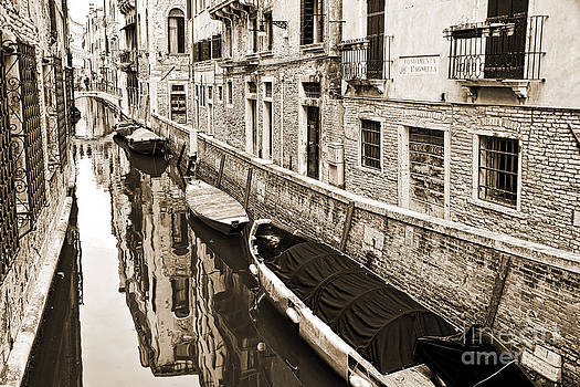 Delphimages Photo Creations - Canal Reflections