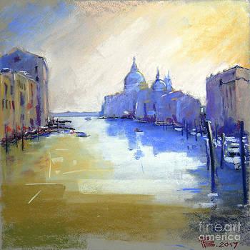Canale Grande by Viacheslav Rogin