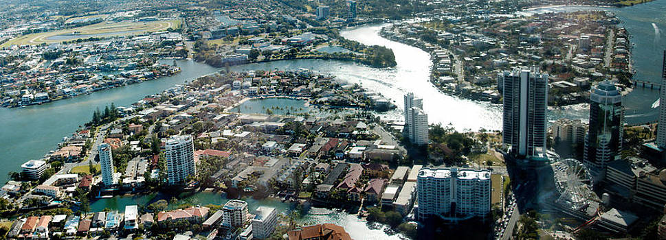 David Rich - Canals on the Gold Coast