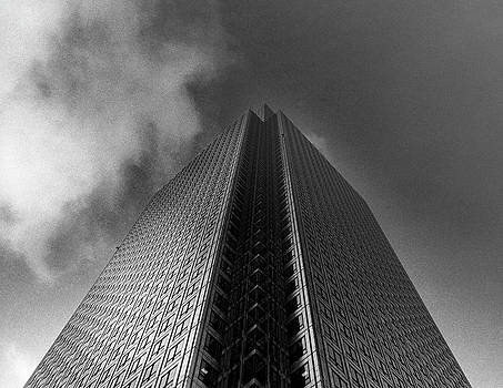 Canary Wharf London 3 by David Rives