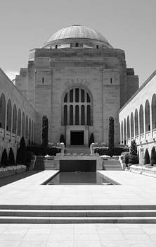 Canberra War Memorial by Carl Koenig