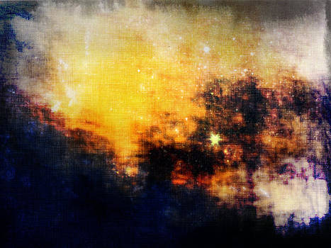 Cancelled Abstraction by Stephanie Selby