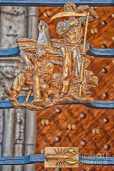 Ian Monk - Cancer Zodiac Sign - St Vitus Cathedral - Prague