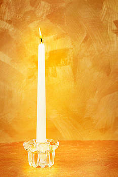 Jo Ann Snover - Candle light on gold