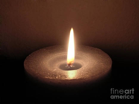 Candle soft colors by Stefano Piccini