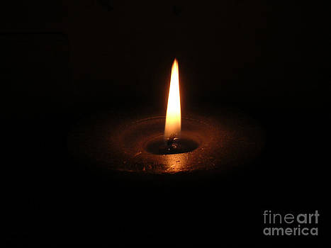 Candle by Stefano Piccini