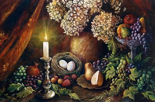 Candlelight by Glenda Stevens