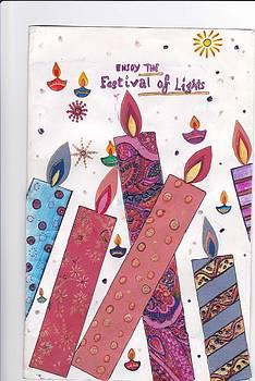 Candles by Pragya Maheshwari