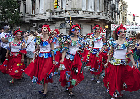 Venetia Featherstone-Witty - Candombe in Buenos Aires