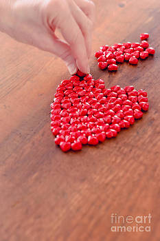 Candy Heart by Mary  Smyth