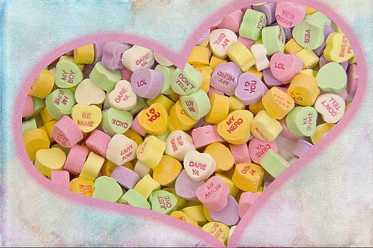 Regina  Williams  - Candy Heart Messages 1