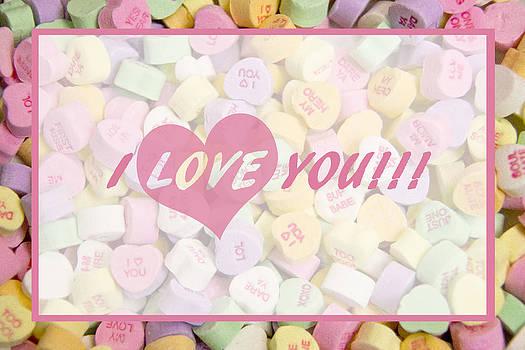 Regina  Williams  - Candy Heart Messages 3