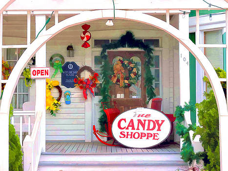 Candy Shoppe by Don Margulis