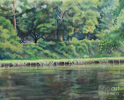 Cane River by Ellen Howell