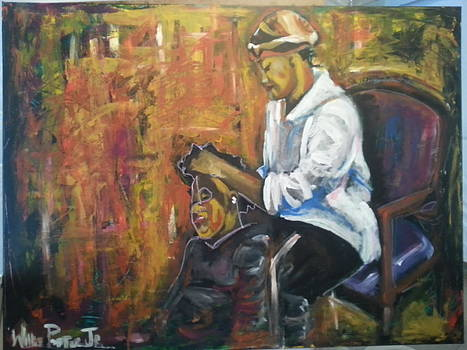 Cane Rows by Willie Porter