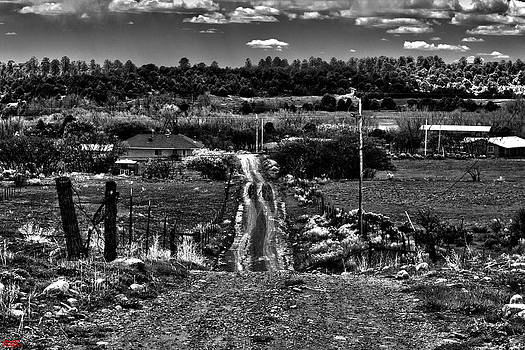 Canjilon New Mexico by Jose  Sandoval