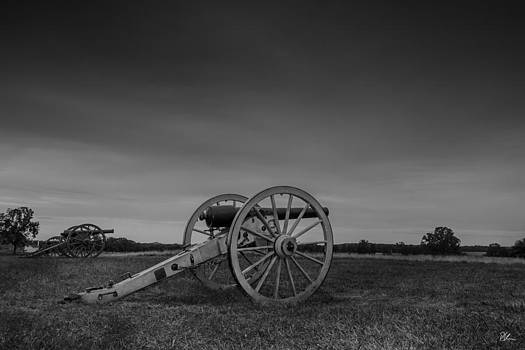 Cannon at Henry Hill by Pat Scanlon