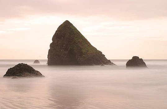 Cannon Beach - 1 by Maxwell Amaro