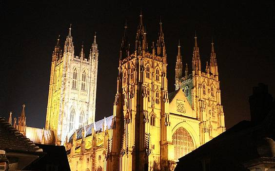 Canterbury Cathedral by Mo  Khalel