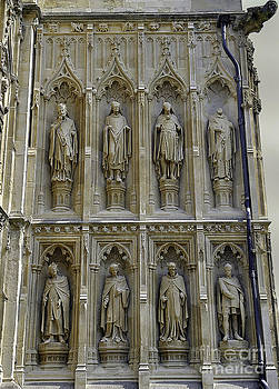 Canterbury Jesuits  by Andres LaBrada