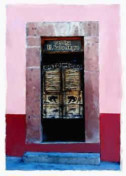Cantina El Gato Negro by Britton Britt Cagle