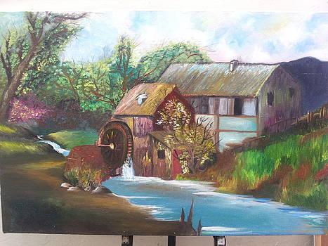 Canvas by Amrita Ludhwani