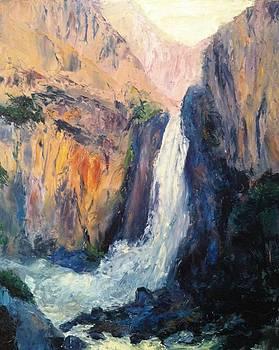 Canyon Blues by Gail Kirtz