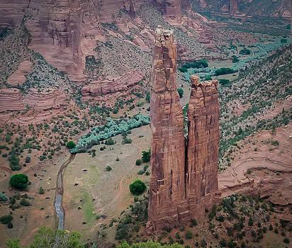 Canyon De Chelly by Susan Hamilton