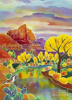 Canyon Melody by Harriet Peck Taylor