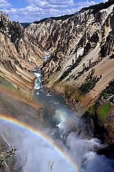 Marty Koch - Canyon Rainbow