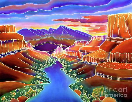 Harriet Peck Taylor - Canyon Sunrise