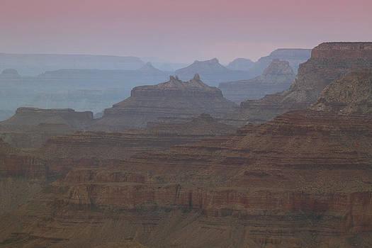 Ricky Barnard - Canyon Sunset